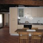 Alloggi Ferrara - Alloggio-agriturismo Torre Del Fondo - Cucina