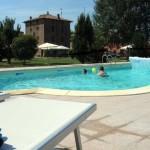 Alloggi Ferrara - Alloggio-agriturismo Torre Del Fondo - Piscina